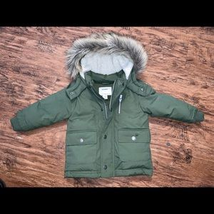 Toddler Boy Coat